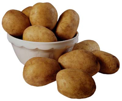Potatoes: Could they solve world hunger?